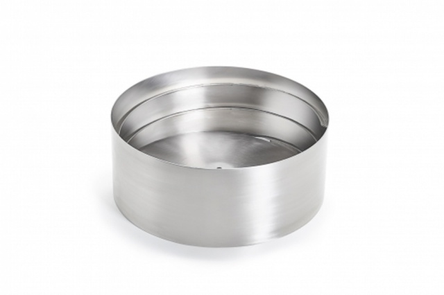 Cylindrical bowls