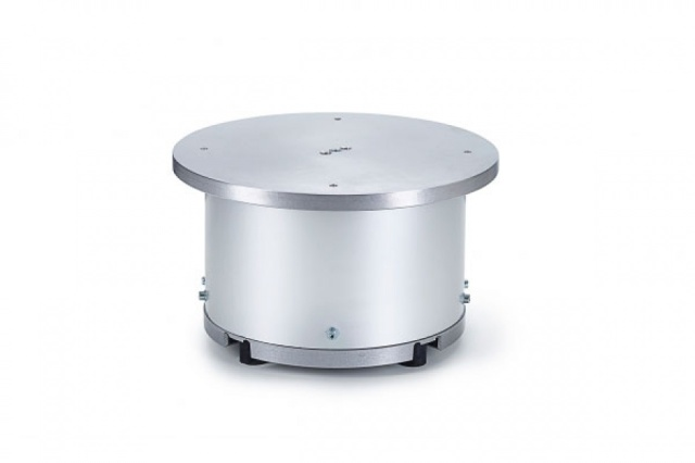 Circular vibratory base